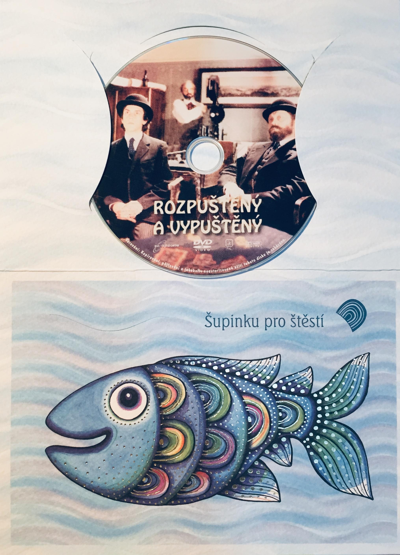 Rozpuštěný a vypuštěný - DVD /dárkový obal/