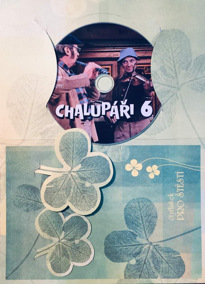 Chalupáři 6 - DVD /dárkový obal/