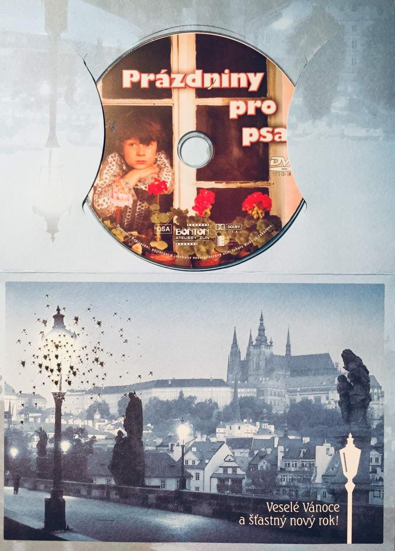 Prázdniny pro psa - DVD /dárkový obal/