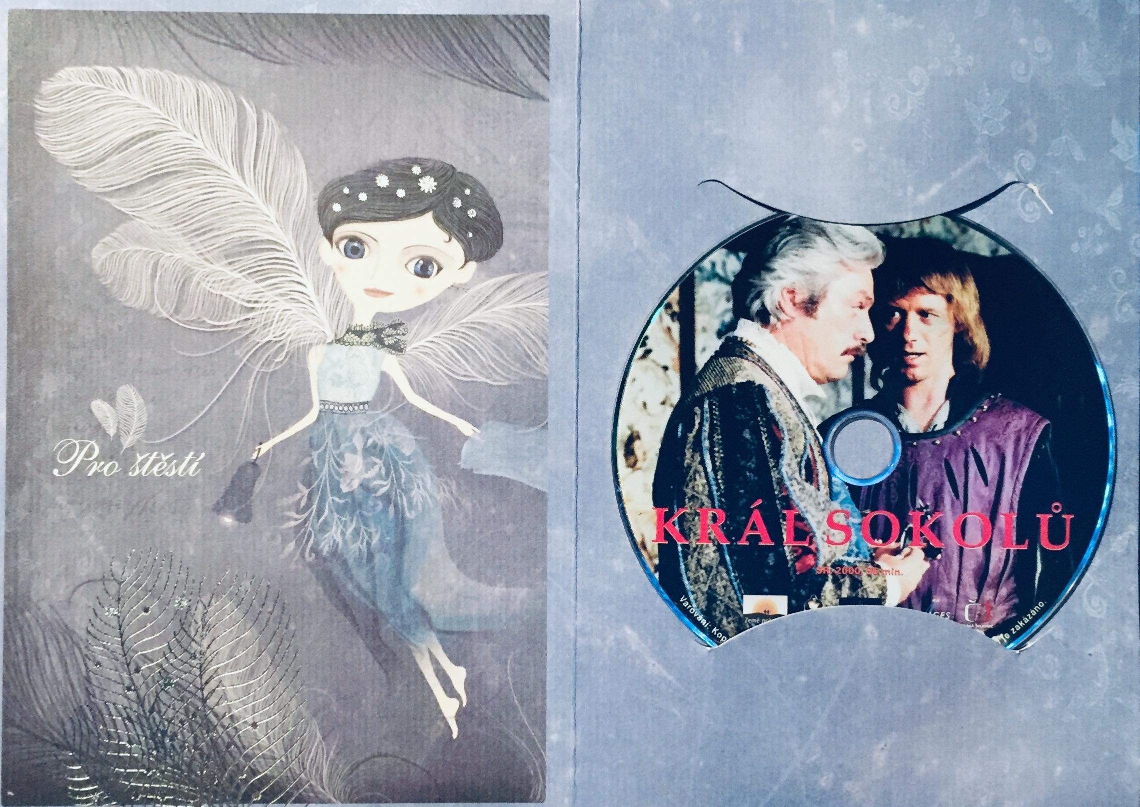 Král sokolů - DVD /dárkový obal/