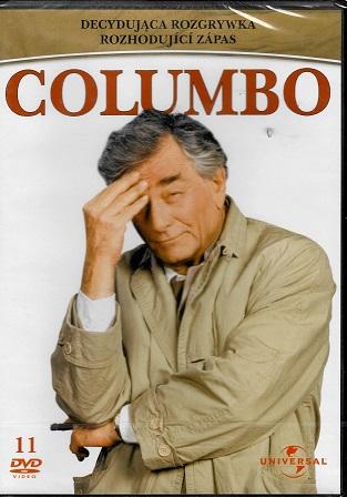 Columbo 11 - Rozhodující zápas ( plast ) DVD