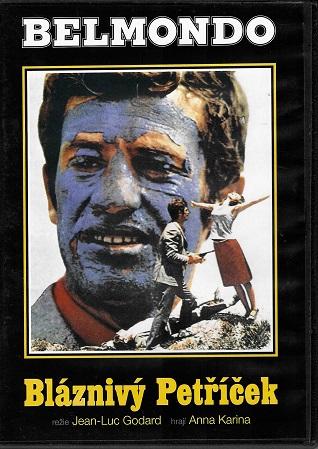 Bláznivý Petříček DVD plast
