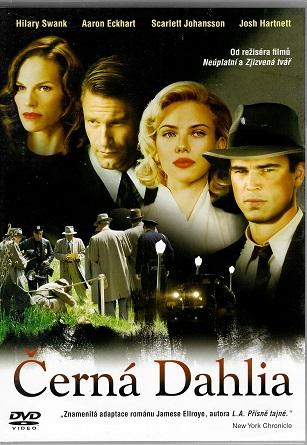 Černá Dahlia ( plast ) DVD
