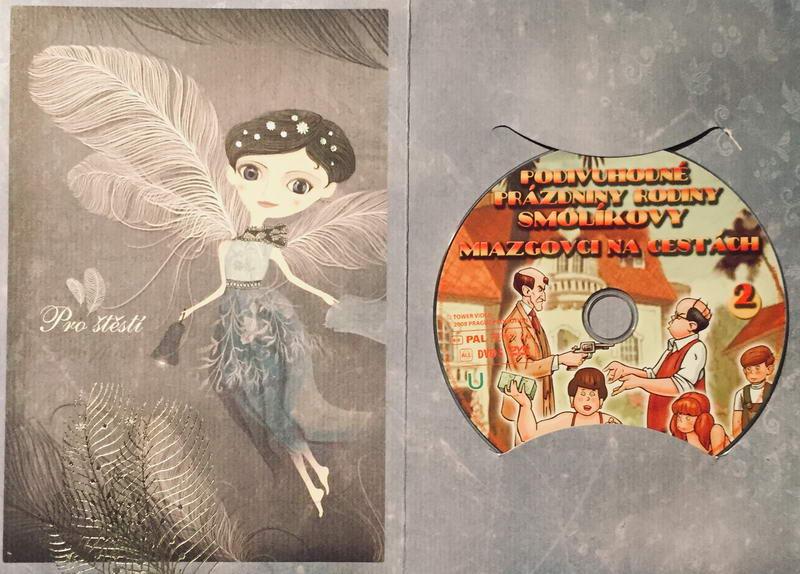 Podivuhodné prázdniny rodiny Smolíkovy 2 - DVD /dárkový obal/