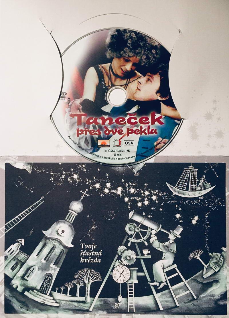Taneček přes dvě pekla - DVD /dárkový obal/