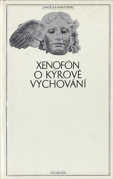 O Kýrově vychování - Xenofón /bazarové zboží/