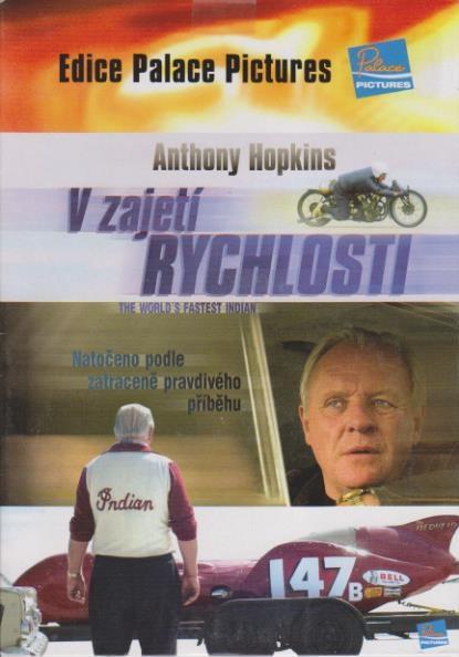 V zajetí rychlosti - DVD