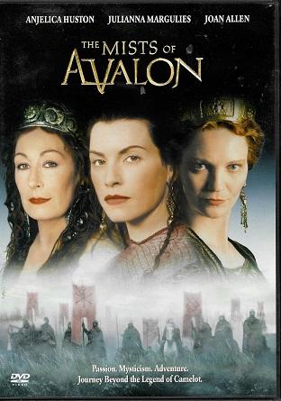 The Mists of Avalon/ Mlhy Avalonu ( originální znění, titulky CZ ) plast DVD