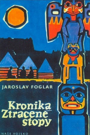 Kronika Ztracené stopy - Jaroslav Foglar /bazarové zboží/