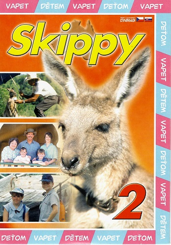Skippy 2 ( pošetka ) DVD