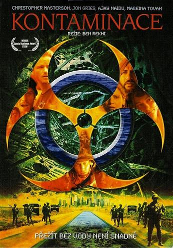 Kontaminace ( pošetka ) DVD