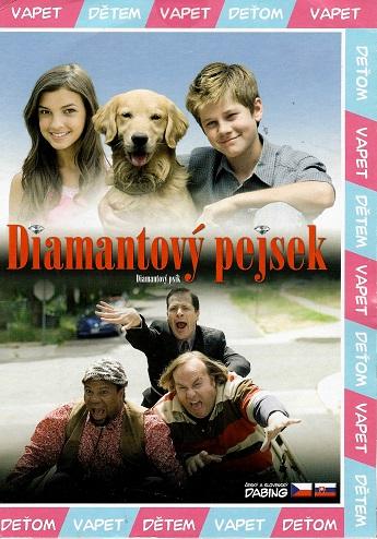 Diamantový pejsek ( Pošetka ) DVD