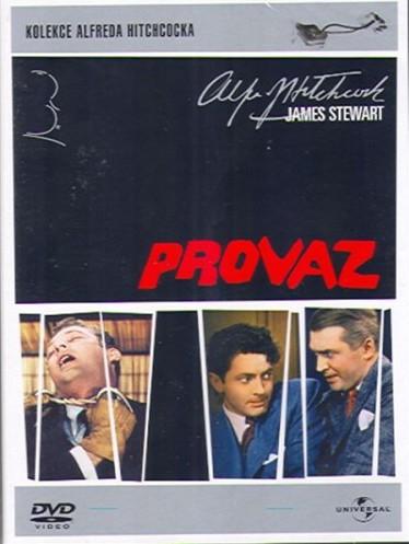 Provaz - Kolekce Alfreda Hitchococka - DVD /plast/