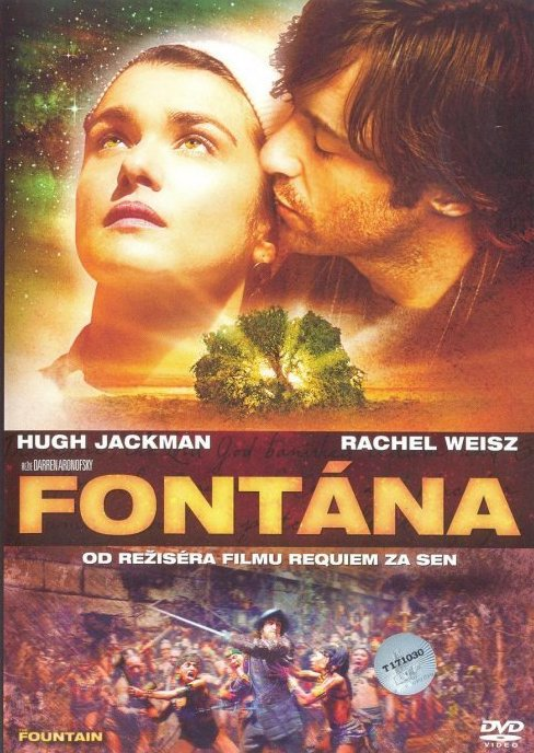 Fontána - DVD /plast/