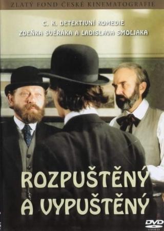 Rozpuštěný a vypuštěný - Zlatý fond české kinematografie - DVD /plast/