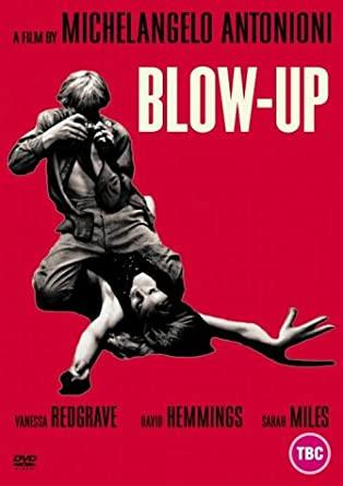 Blow-up - DVD /plast/