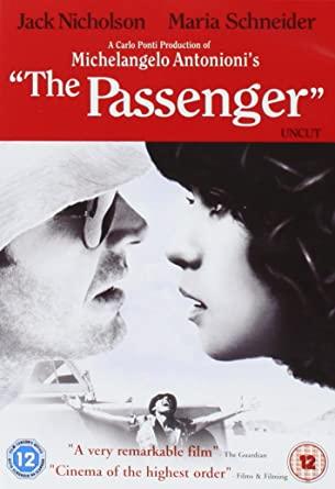 The Passenger / Povolání: Reportér - DVD /plast/
