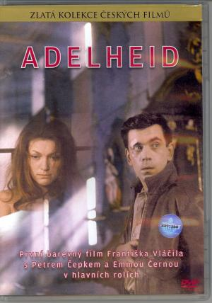 Adelheid - Zlatá  kolekce českých filmů - DVD /plast/