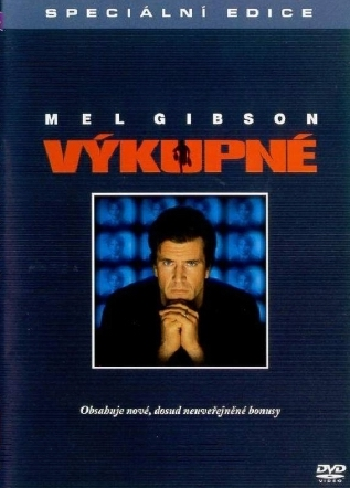 Výkupné / Ransom -  Mel Gibson ( plast ) DVD - speciální edice