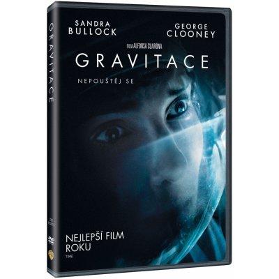 Gravitace - DVD /plast/