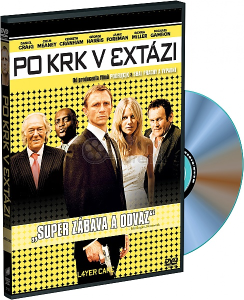 Po krk v extázi - DVD /plast/