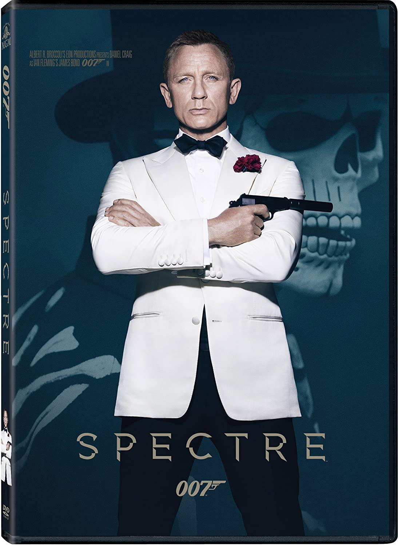 Spectre 007 - DVD /plast/