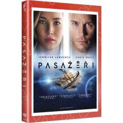 Pasažéři - DVD /plast v šubru/
