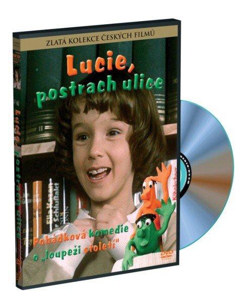 Lucie, postrach ulice - Zlatá kolekce českých filmů - DVD /plast/