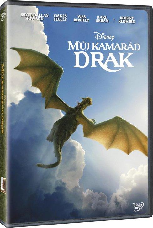 Můj kamarád Drak - DVD /plast/