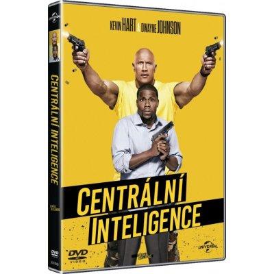 Centrální inteligence - DVD /plast/