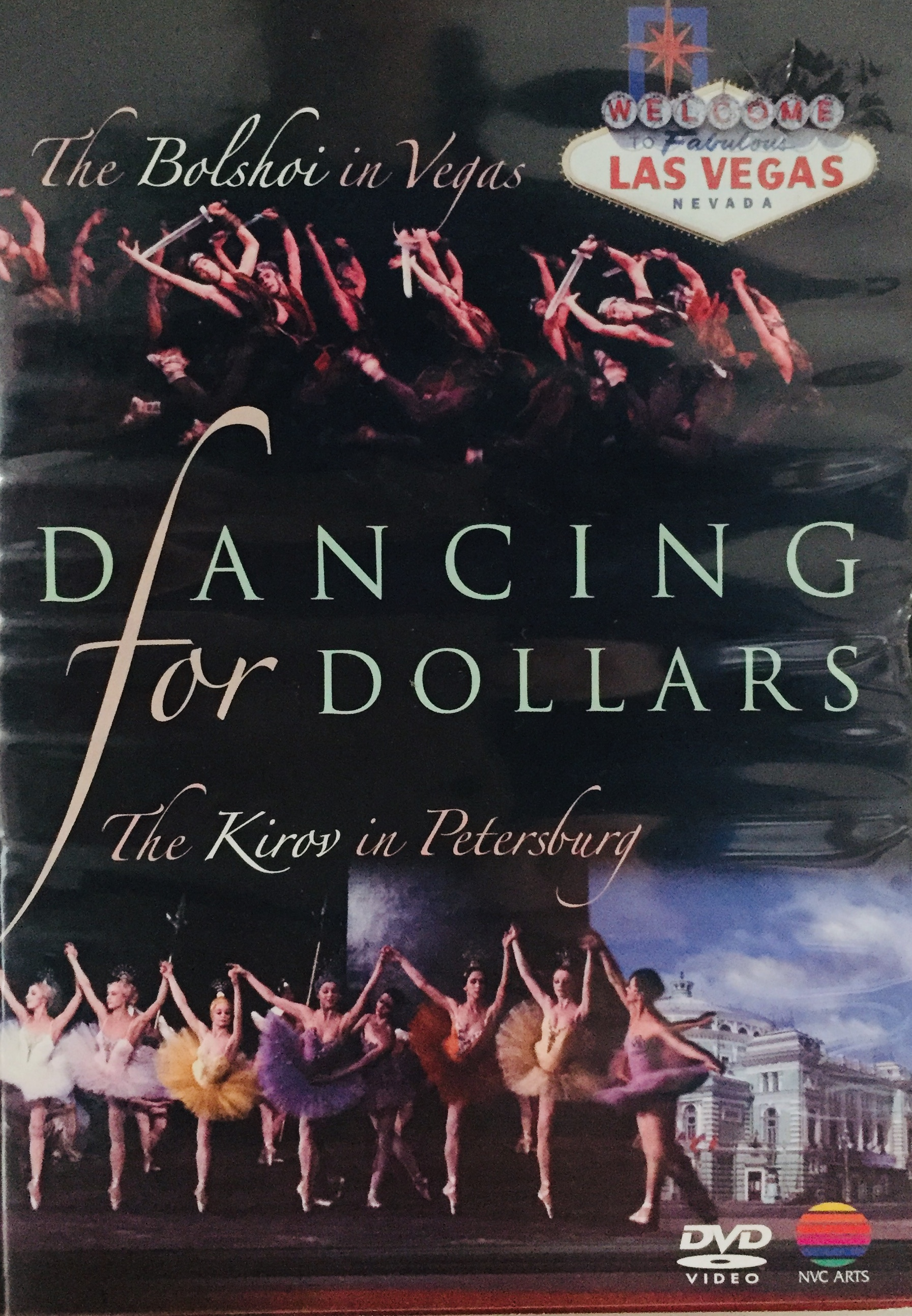 Dancing for Dollars - DVD /plast/