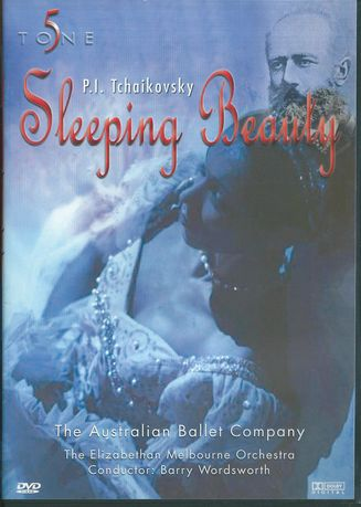 Sleeping Beauty - P.I. Tchaikovsky - DVD /plast/
