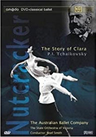The Story of Clara - P.I. Tchaikovsky - DVD /plast/