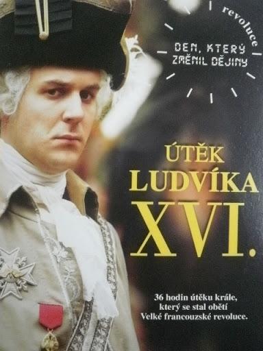 Útěk Ludvíka XVI. - DVD /pošetka/