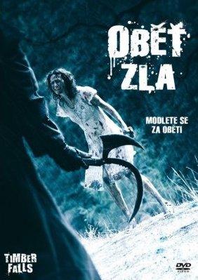 Oběť zla - DVD /plast/