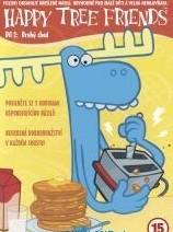 Happy Tree Friends - Díl 2: Druhý chod - DVD /plast/