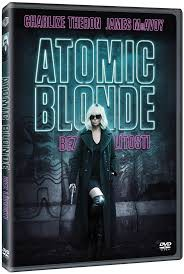 Atomic Blonde - Bez lítosti - DVD /plast/