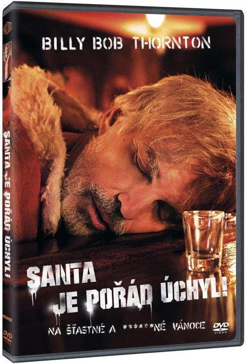 Santa je pořád úchyl! - DVD /plast/