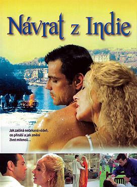 Návrat z Indie - DVD /digipack/