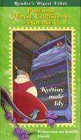 Pohádky Hanse Christiana Andersena - Květiny malé Idy / Princezna na hrášku / Slavík - DVD /plast/