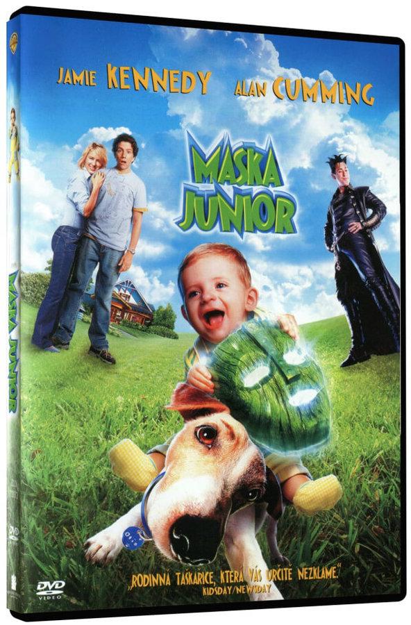 Maska junior - DVD /plast/