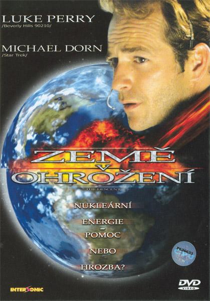 Země v ohrožení - DVD /plast/