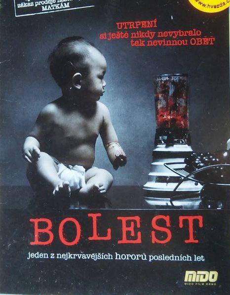 Bolest - DVD /slim/