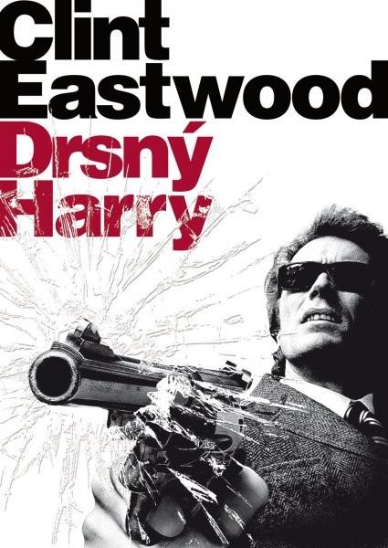 Drsný Harry - DVD /plast/