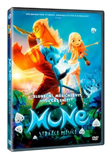 Mune - Strážce měsíce - DVD /plast/