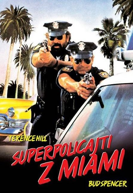 Superpolicajti z Miami - DVD /slim/