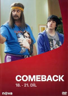 Comeback 18.-21. díl - DVD /plast/