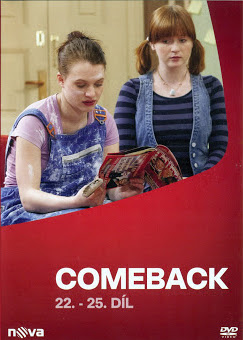 Comeback 22.-25. díl - DVD /plast/