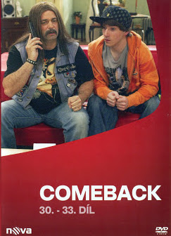 Comeback 30.-33. díl - DVD /plast/