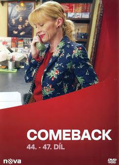 Comeback 44.-47. díl - DVD /plast/